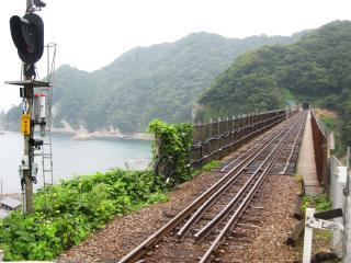 余部鉄橋(1)