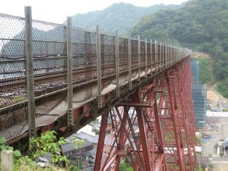 余部鉄橋(2)