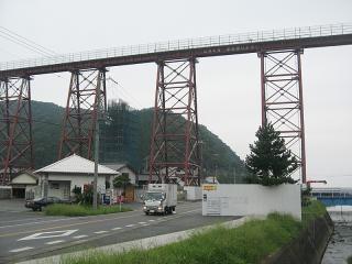 余部鉄橋(5)