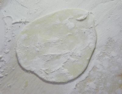 手作り餃子!皮から作ります!!!2008.8.22