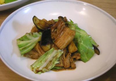 回鍋肉 2008.9.26