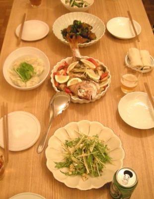 お食事会!楽しい時間!2008.9.28