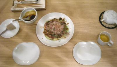 お好み焼き 2009.1.15
