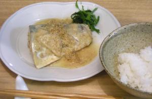 さばの味噌煮 2009.2.8
