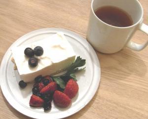 デザートと紅茶 2009.3.29