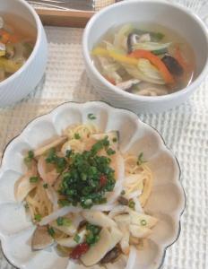野菜スープ 2009.4.6