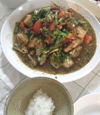 さっぱり!鶏ささみと鶏もも肉、南蛮漬け 2009.6.1