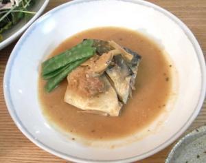 サバの味噌煮 2009.6.4