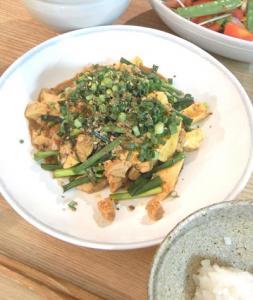 麻婆豆腐ダ 2009.6.8