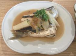 いわしの生姜煮 2009.6.11