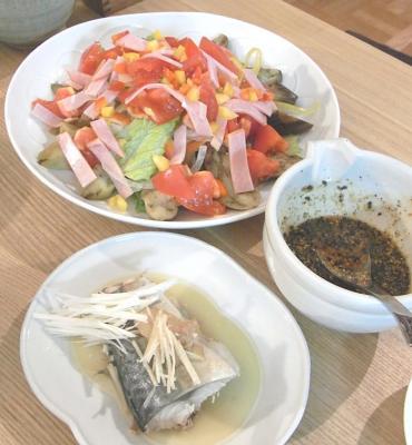 サバの味噌煮 2009.6.15