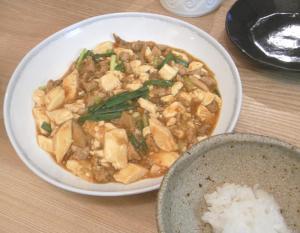 麻婆豆腐!2009.6.26