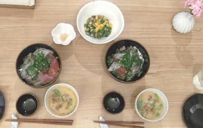海鮮丼!2009.7.14