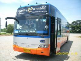 Bus to Sangkla