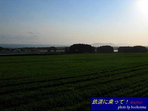 いちおう函館山