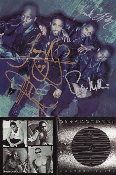 Blackstreet Billboard Live 2009