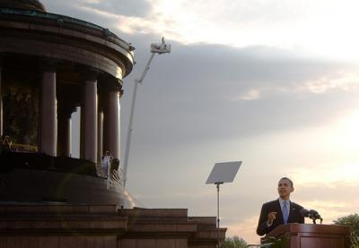 オバマ新大統領就任式