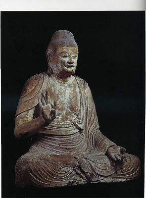 室生寺-釈迦如来坐像2