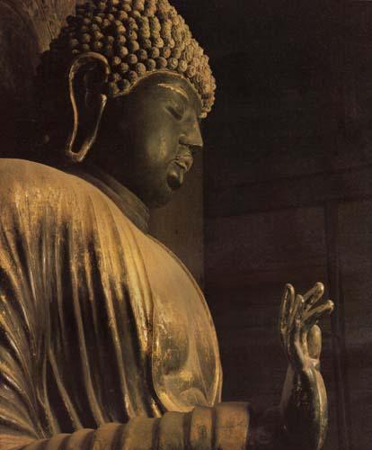勝常寺-薬師如来坐像
