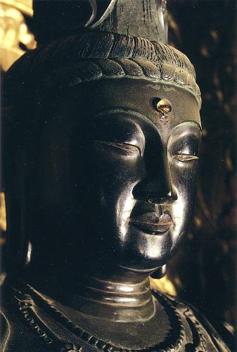 薬師寺-聖観音菩薩像4