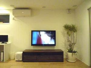 【施工事例】 3.1chフロントサラウンド&TV壁掛け ~市川市M邸~
