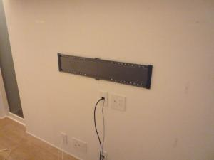 TV金具壁