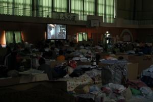被災地 映画上映会 支援 宮城県