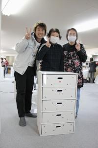 石巻 祐ホームクリニック 移動映画館 支援 3