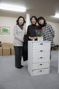 石巻 祐ホームクリニック 移動映画館 支援 4