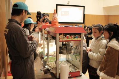 福島県 南相馬市 移動映画館  2012  4