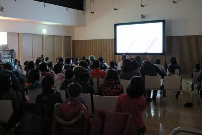 福島県 南相馬市 移動映画館  2012  5