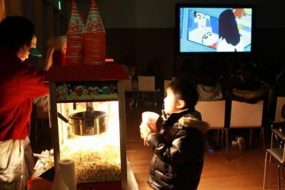 福島県 南相馬 移動映画館 7 2012