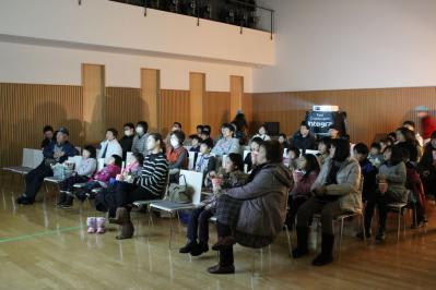 福島県 南相馬市 移動映画館 11 2012