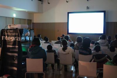 福島県 南相馬市 移動映画館 12 2012