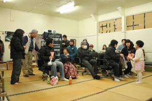 石巻 湊分館 移動映画館 3