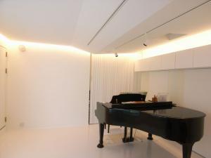 防音室 ピアノ室 茨城県つくば市2