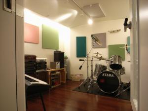 防音室 ドラムスタジオ 埼玉県鴻巣市4