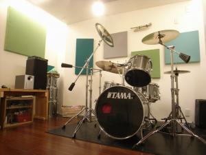 防音室 ドラムスタジオ 埼玉県鴻巣市5