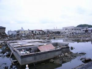 気仙沼 映画上映会 移動映画館 映画 シネマ 被災地 支援 1