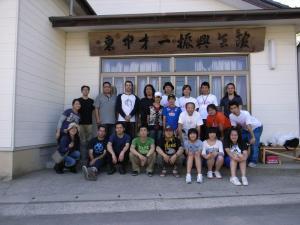 気仙沼 映画上映会 移動映画館 映画 シネマ 被災地 支援 11