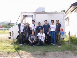 気仙沼 映画上映会 移動映画館 映画 シネマ 被災地 支援 12