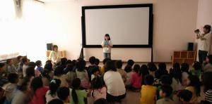 移動映画館 映画 上映会 被災地 支援 仙台 2