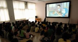 移動映画館 映画 上映会 被災地 支援 仙台 3