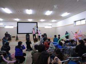 東松島 あったかいホール 8