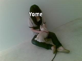 Yomeもべたっ