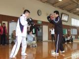 キックボクシングアマチュア大会1