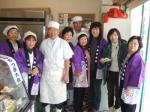 2006年1月5日中国放送取材記念撮影