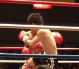 キックボクシング試合4