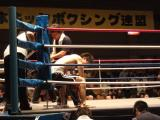 キックボクシング試合5