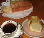 ヤーコンのケーキ1
